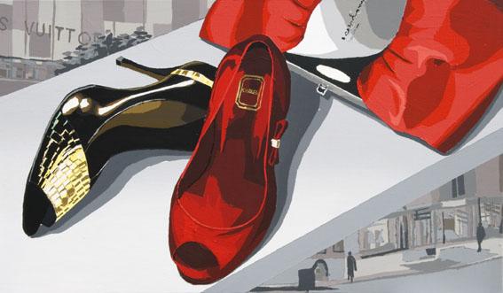 한슬_eye-shopping,70x120cm,acrylic on canvas, 2009.jpg