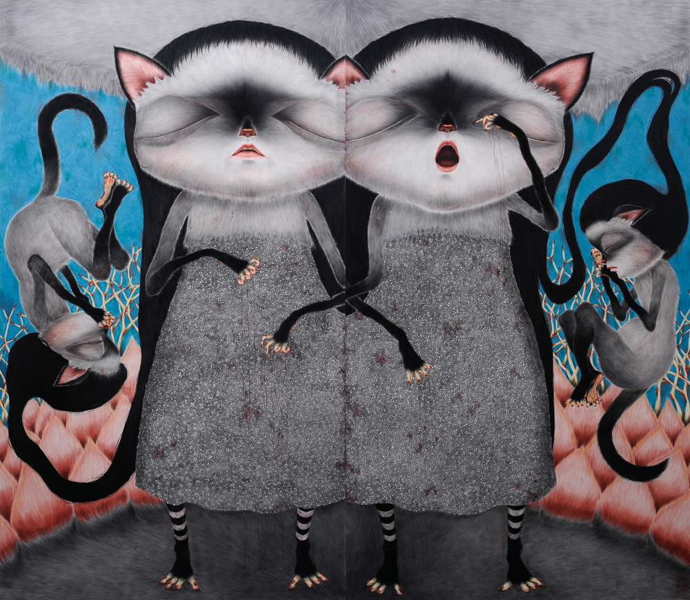 name tag m3_[8p743] somnambulism(몽유병)_conte on daimaru_300×280_2008.jpg